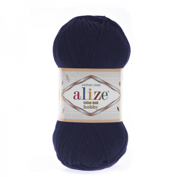 Alize Cotton Gold Hobby 58