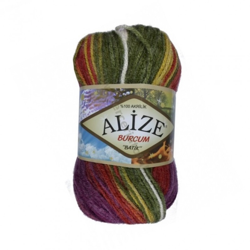 Alize Burcum Batik 6285