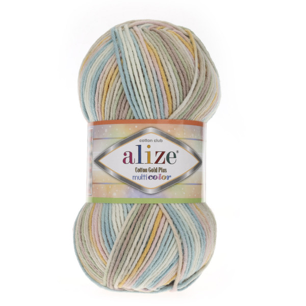 Alize Cotton Gold Plus Multicolor 52178