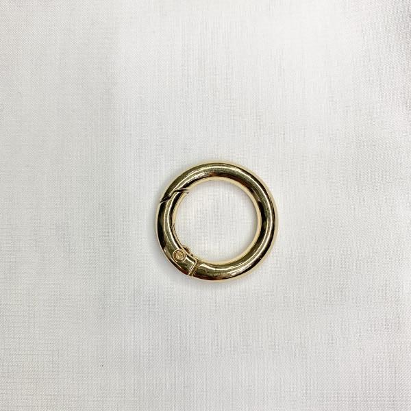 Κρικάκι Χρυσό 2 cm
