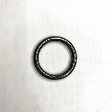 Κρικάκι Black Νίκελ 4cm