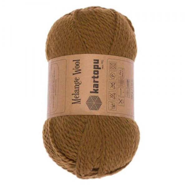 Kartopu Melange Wool  K4001