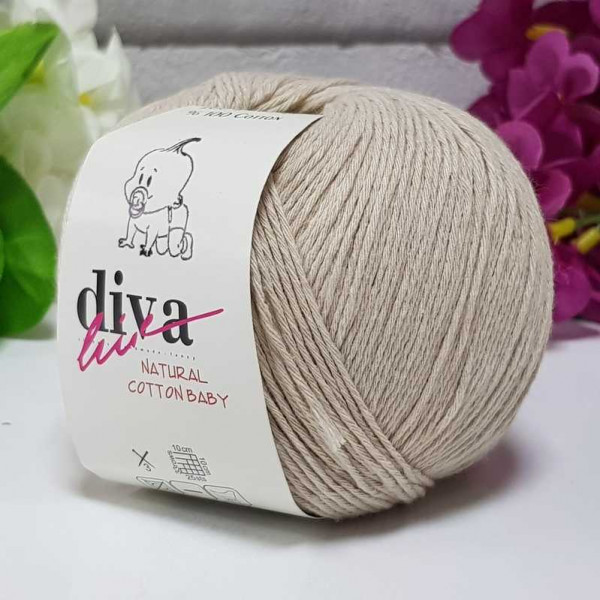 Natural Baby Cotton 2305