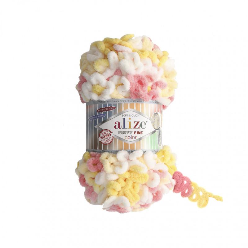Alize Puffy Fine Color 5942