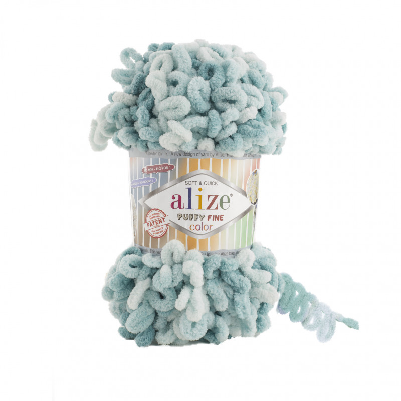 Alize Puffy Fine Color 6064