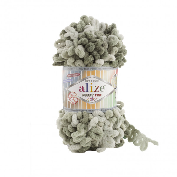 Alize Puffy Fine Color 6065