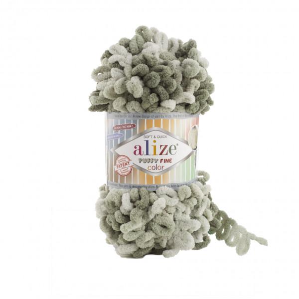 Alize Puffy Fine Color 6065