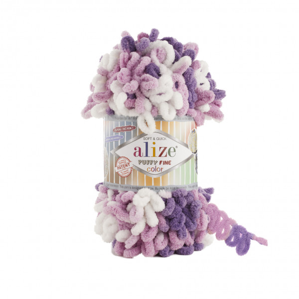 Alize Puffy Fine Color 6067