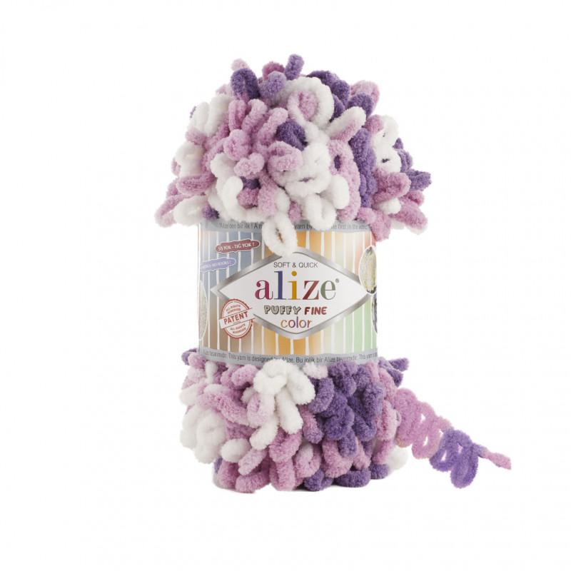 Alize Puffy Fine Color 6067