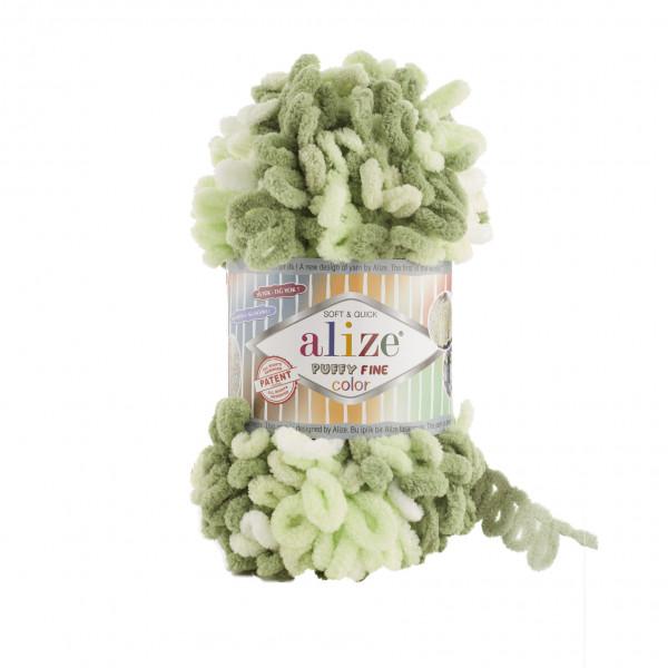 Alize Puffy Fine Color 6068