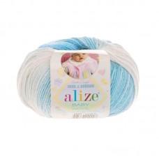 Alize Baby Wool Batik 7543