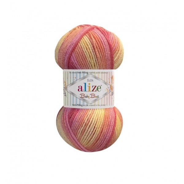 Alize Baby Best Batik 7073