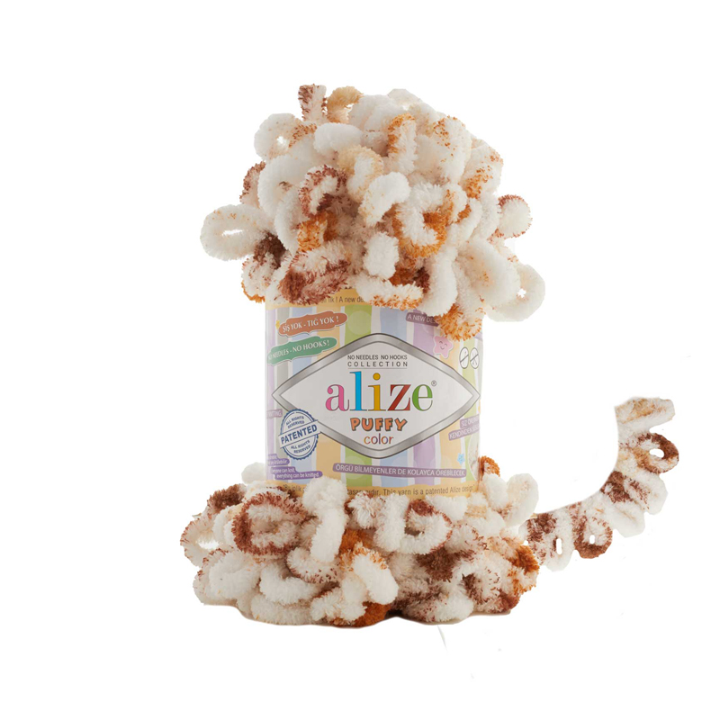 Alize Puffy Color 7502