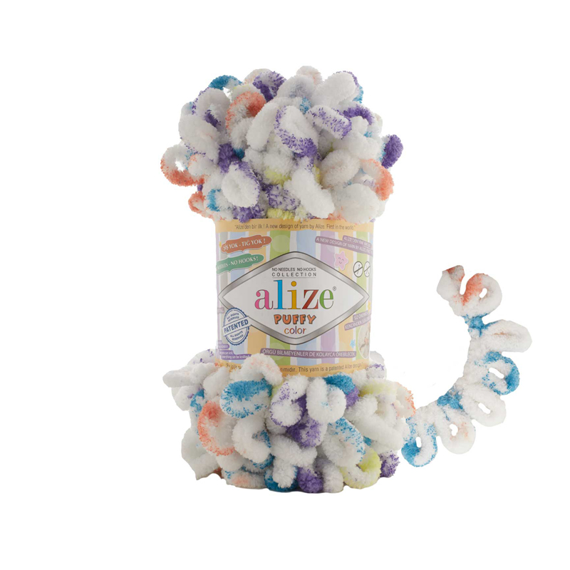 Alize Puffy Color 7539