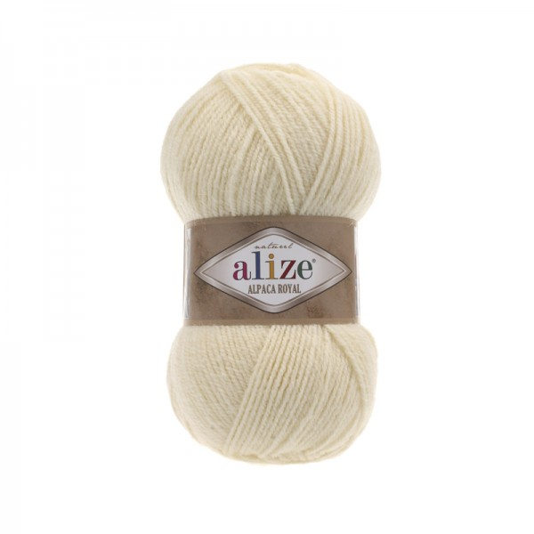 Alize Alpaca Royal 01