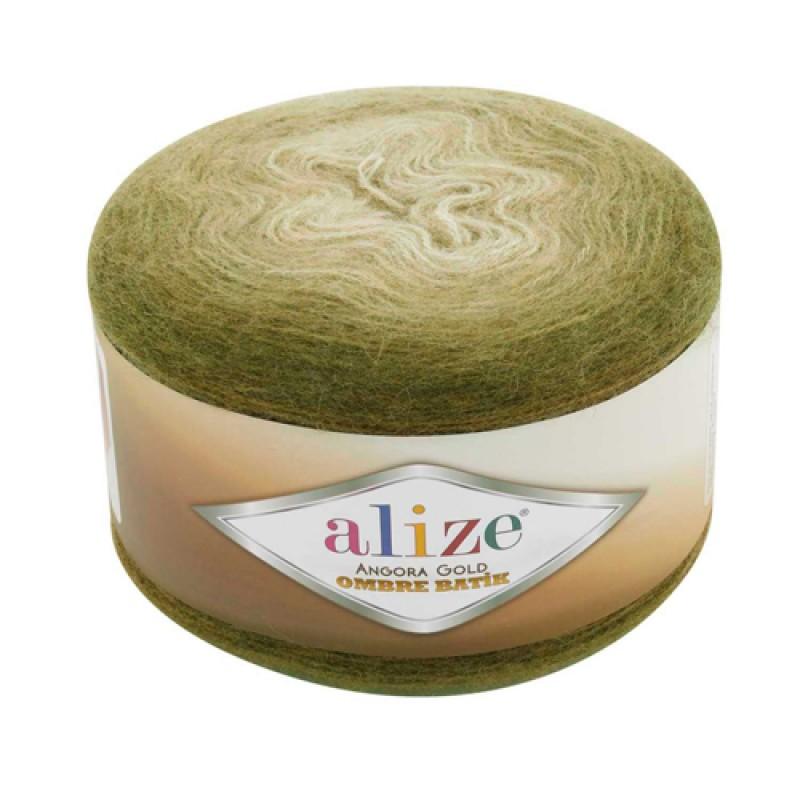 Alize Angora Gold Ombre Batik 7355