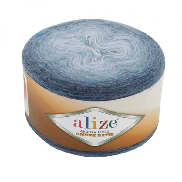 Alize Angora Gold Ombre Batik 7363