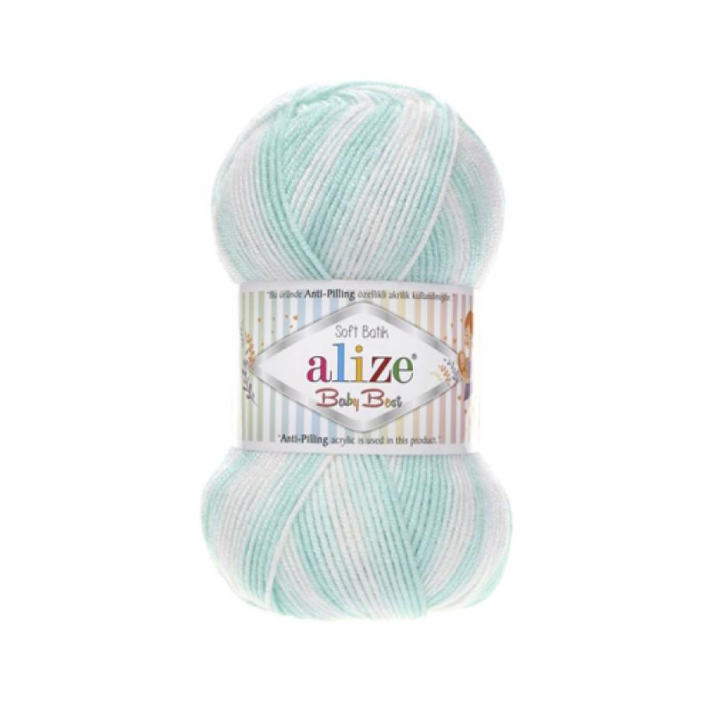 Alize Baby Best Batik 6659