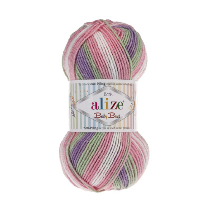 Alize Baby Best Batik 7056
