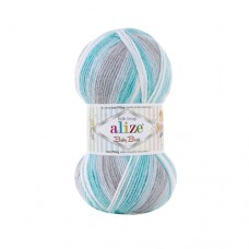Alize Baby Best Batik 7264