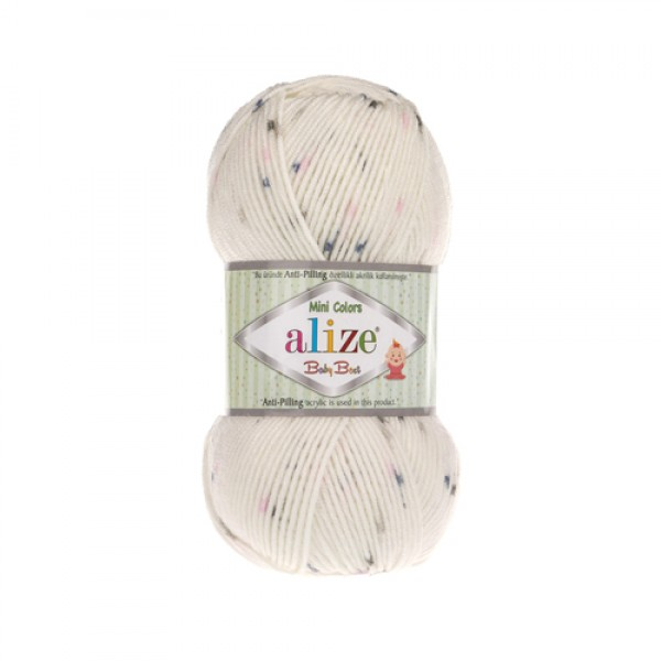 Alize Baby Best Mini Colors 6970