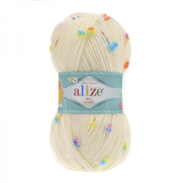 Alize Baby Flower 5383
