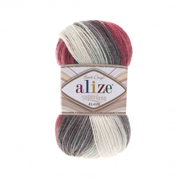Alize Superlana Klasik Batik 5740