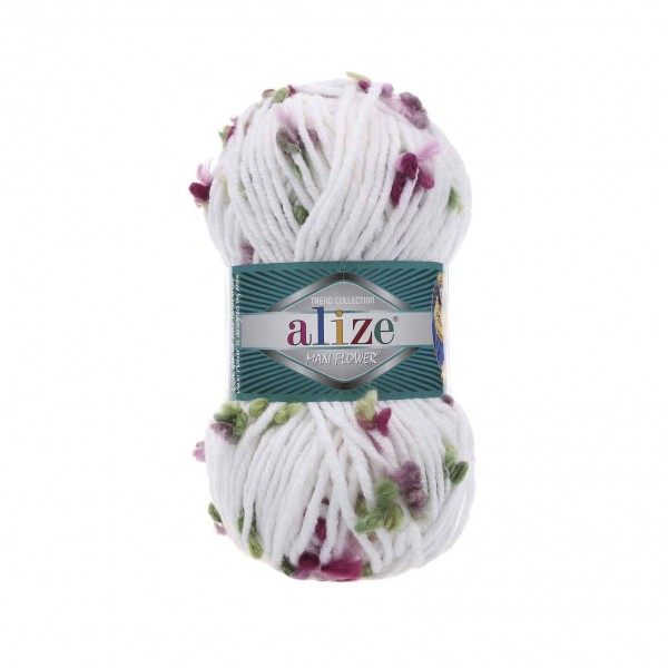 Alize Superlana Maxi Flower 5071